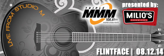 See FLINTFACE in Live From Studio M